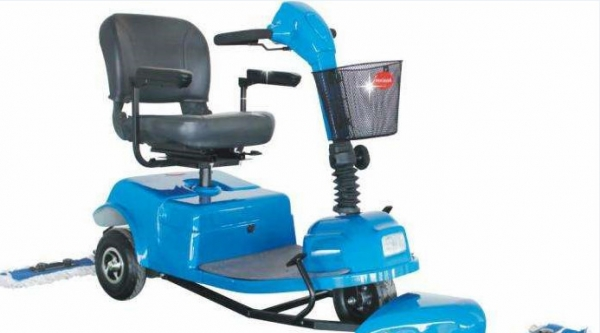 电动拖地机尘推车清洁地面好工具
