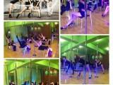 苏州舞蹈培训 钢管舞培训专业连锁机构 零基础教学