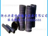 优质橡胶伸缩软管|钢丝骨架除尘波纹软管|