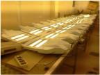 惠州奥嘉直销LED变形金刚模组路灯60W