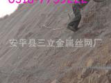 华海源边坡防护网厂家 高强度格栅网 山体主动防护网