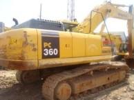 重庆转让二手小松PC360-7挖机大型挖掘机推荐 - 75万