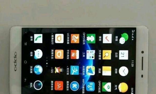 白菜价转OPPO八核16G高清大屏幕双卡4G网