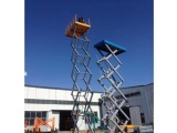 【高空作业机械】济南移动式升降机 液压升降平台 坦诺液压机械