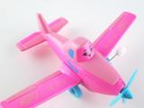 新款上链发条飞机 旋转螺旋桨 发条益智玩具好玩的新奇地摊货源批