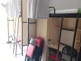 滨康地铁口4-8人间员工集体宿舍出租,独立卫生间阳台拎包入住