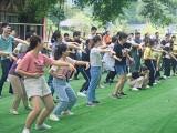广州公司部门团建拓展活动