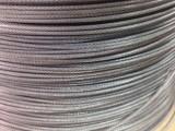 镀锌钢丝绳包胶钢丝绳 园艺专用钢丝绳 1.2包1.5 7 7