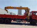 转让 随车吊厂家专业生产东风12吨随车吊