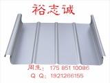 供应贵州铝镁锰板屋面直立锁边系统65-430