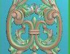 木门橱柜工艺品精雕浮雕作图广州家具雕花培训