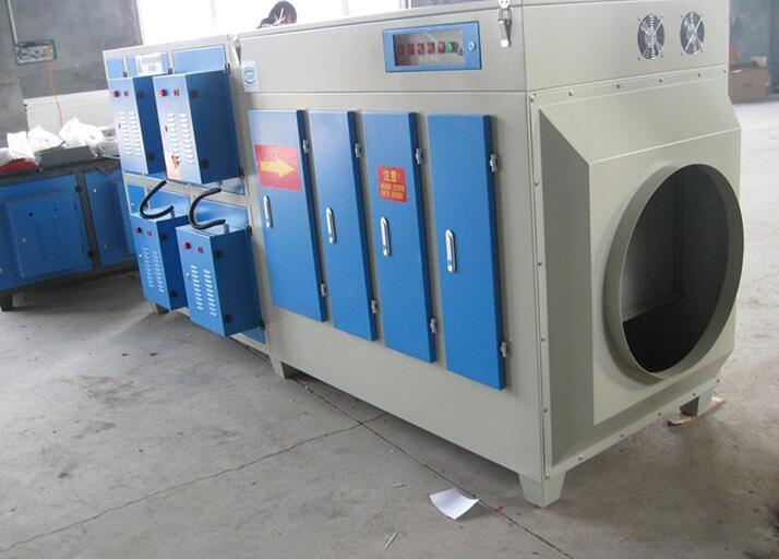 UV光氧催化废气净化处理设备等离子光解净化