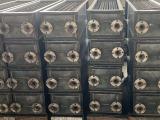铝翅片管换热器结构尺寸