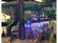恐龙定制模型出租 可互动的恐龙出租 有声音动态