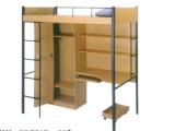 【厂家直销】优质书柜组合学生公寓床