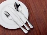 高档不锈钢刀叉勺 西餐餐具套装 牛排刀叉2件套 揭阳不锈钢餐具厂