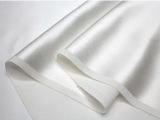 100%桑蚕丝高档丝绸真丝缎面料布料厂家直销促销:14116素绉