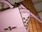 浅紫色时尚女包