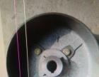 专业生产电动轿车配件刹车轮毂电动三轮车刹车轮毂,盘