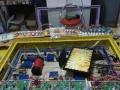 厂家直销拍拍乐,小苹果促销机礼品自动售卖机和大型游戏机