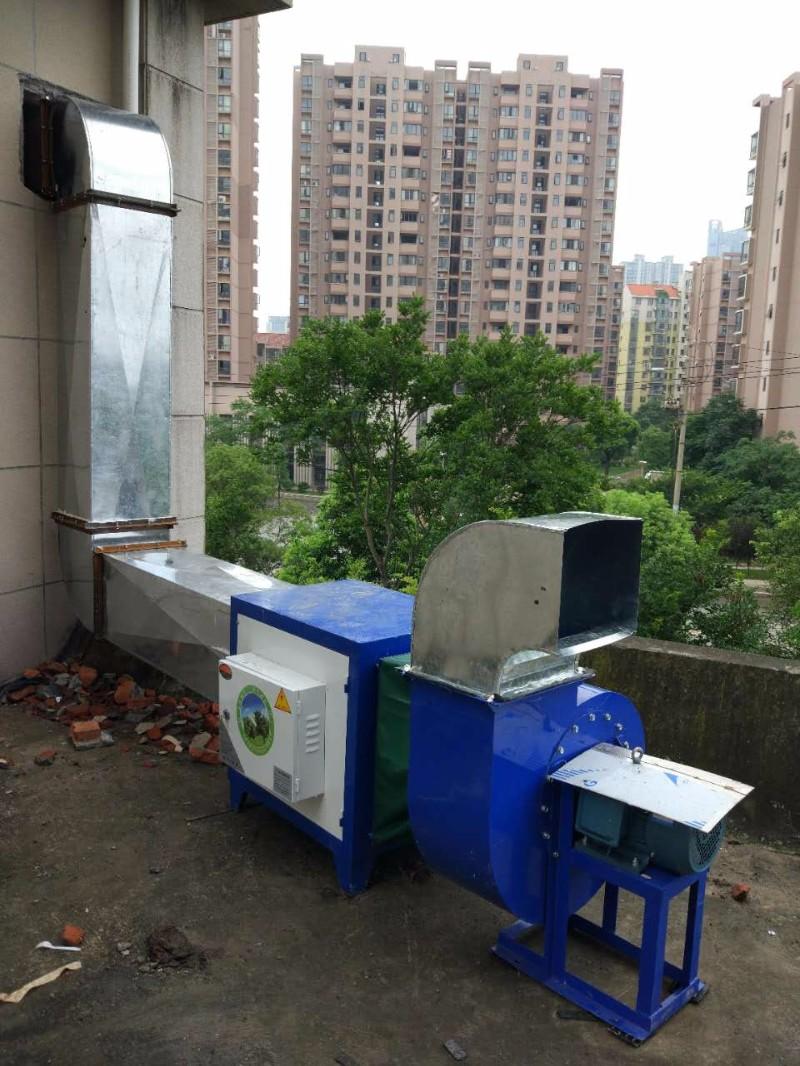 南昌厨房排烟,南昌风机,净化器安装,南昌通风管道 安装的价格
