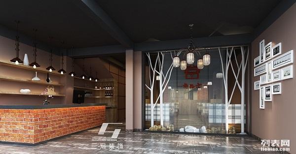 广州小型餐饮装修设计公司