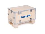 杭州富阳木包装箱 木托盘 钢边木箱 胶合板箱