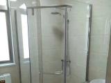 尚雅卫浴厂家直销 简易淋浴房 浴室隔断 沐浴屏风