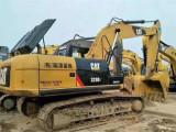 盐城二手挖掘机卡特320小松200220出售二手挖掘机出售
