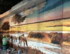 3D画 墙体彩绘 手绘墙 幼儿园彩绘 壁画 手绘