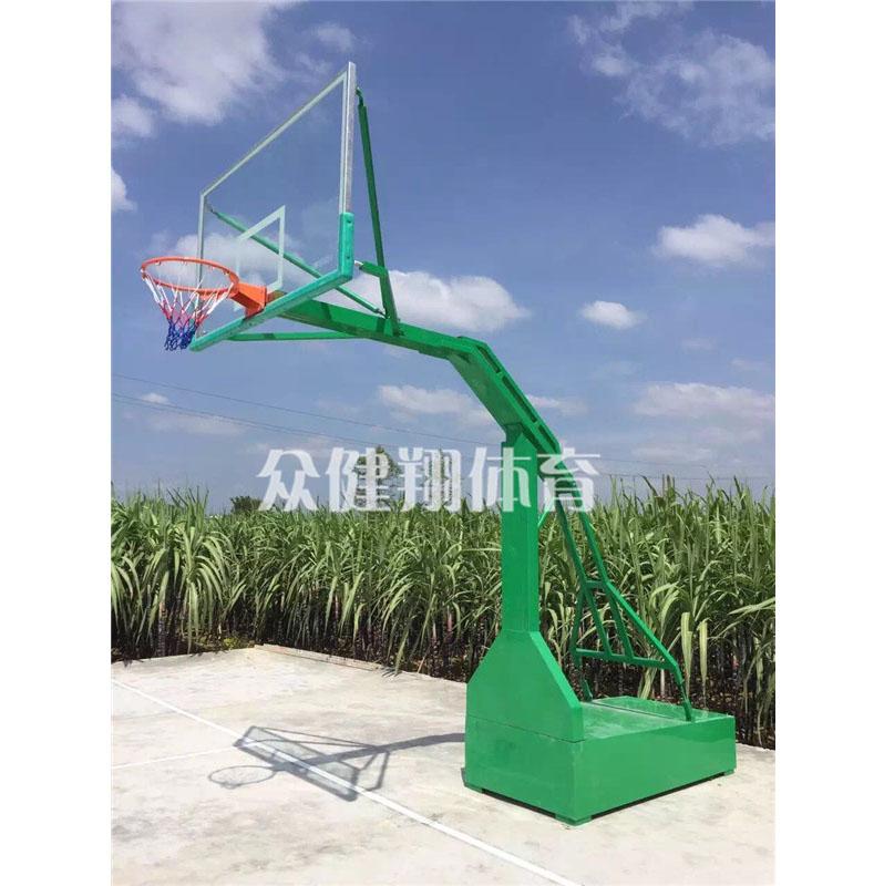 品质好的篮球架供应 南宁篮球架工程