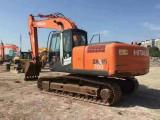 银川二手挖掘机日立200210和240 350原装进口