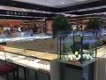 繁华商业街 大型珠宝商场 紧邻大型超市黄金专柜转让
