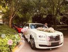 重庆豪车婚车劳斯莱斯宾利法拉利奥迪R8婚车给你一场完美的婚礼
