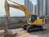 广州个人小松360二挖掘机低价出售小型挖掘机