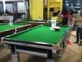宁夏星爵士台球桌体育用品销售台球桌乒乓球桌 篮球架 批发