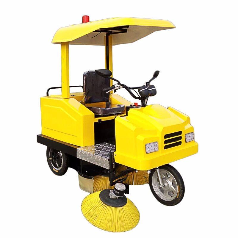厂家直销电动扫地车驾驶式清扫车电动扫地机洗地机