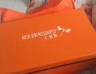 99新红蜻蜓渐变高跟鞋