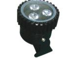 银曼照明 LED投光灯 3W圆形泛光灯 220V高亮度 户外工程