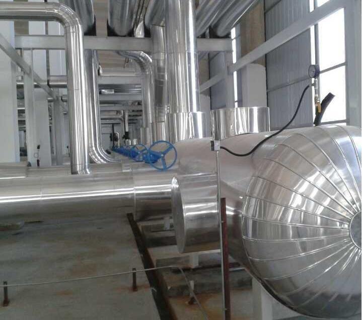 设备罐体玻璃棉保温工程管道铁皮保温施工单位