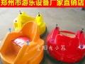广场游乐场豪华电动旋转木马充气城堡现货出售厂家直销