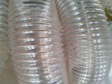 工业软管PU伸缩管河北排污钢丝管25-500mm规格齐全