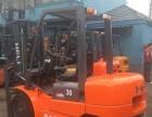 八九成新进口TCM3吨柴油二手叉车 仓储搬运二手叉车