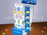 展示牌立牌制作  PVC彩印广告展示牌  可按客户要求定制