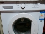 搞定了 转9成新的格兰仕滚筒洗衣机