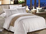 新款上市    酒店床上用品  五星     白色纯棉无印染酒店