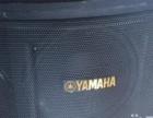 转让日本进口雅马哈12寸专业音箱