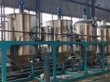 河南耀乾年產五十萬噸精煉油設備 菜籽油壓榨精煉灌裝生產線
