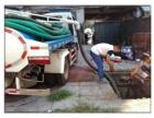 延庆旧县污水管道清淤 高压清洗管道 清理化粪池