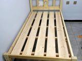 偌瑜家具生产实木上下床子母床学生宿舍床公寓组合床卧室单层床